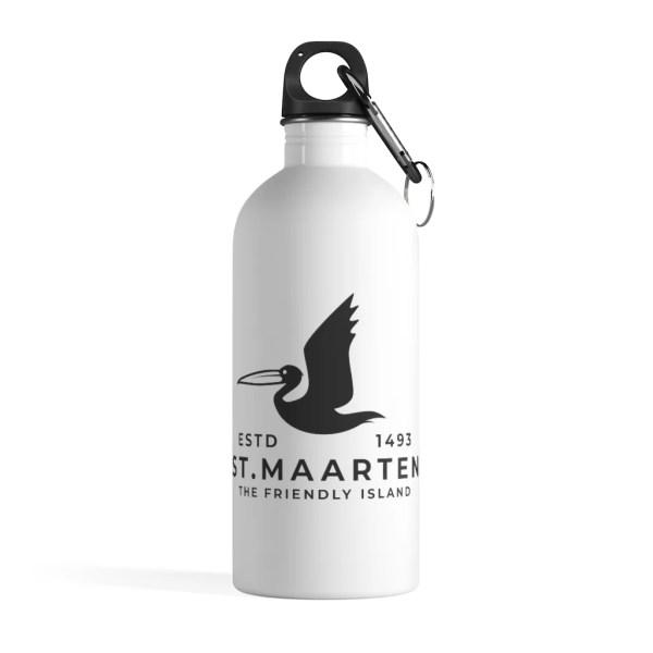 1493 St. Maarten Stainless Steel Water Bottle