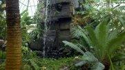Waterfall at Buffalo Botanical Gardens