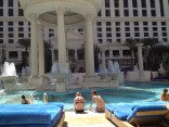 Caesar's Palace - Pool Area