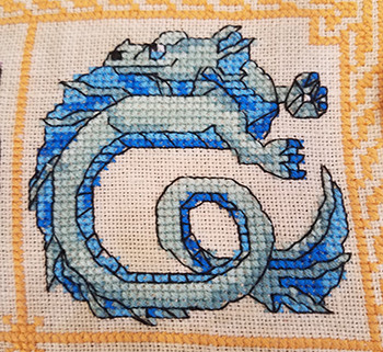 Birthstone Dragons March