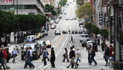 How Not To Suck As a Pedestrian