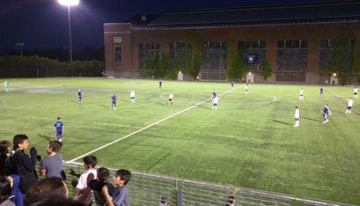 Elm City Express Rolls Pro Soccer into New Haven