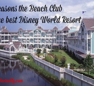 5 reasons Disney's Beach Club is the best Walt Disney World resort