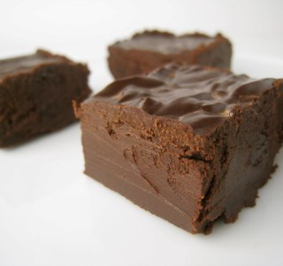 Easy, fast fudge recipe