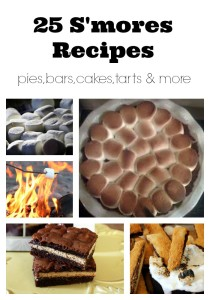 25 S'mores recipes: a round up for National S'mores Day