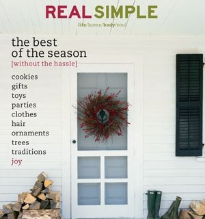 Real Simple has lost the simple