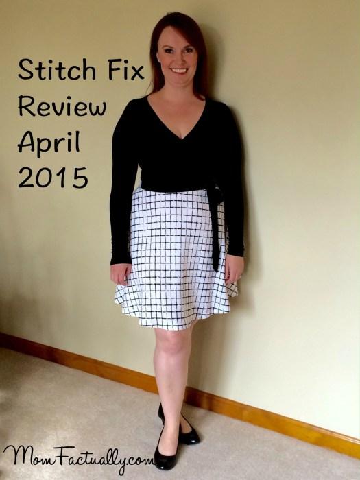 Stitch Fix Review 2015