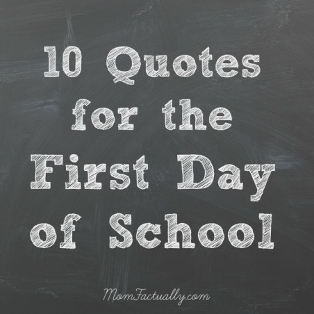 10 Great Education Quotes For Back To School Between Us Parents