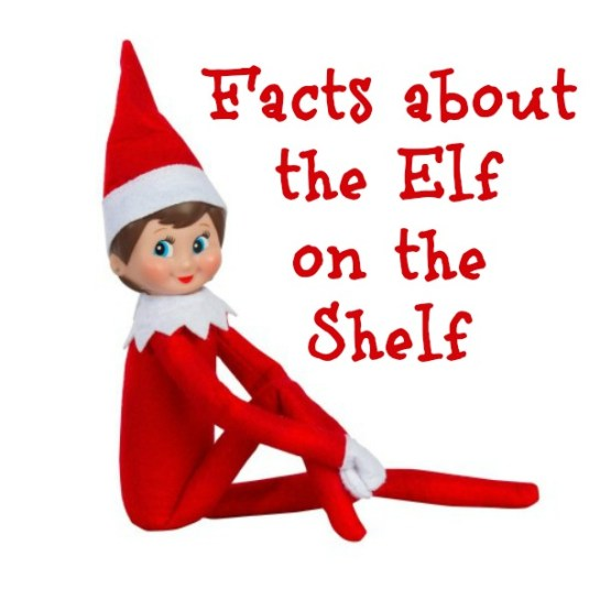 facts about the elf on the shelf