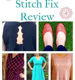 Spring Stitch Fix Review