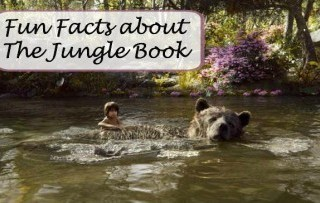 Fun Facts about The Jungle Book movie