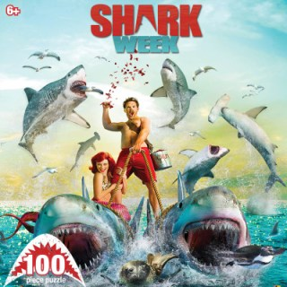 Get ready for Shark Week with a giveaway and shark trivia