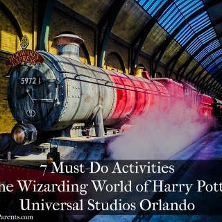 8 Must-Do Activities at the Wizarding World of Harry Potter at Universal Studios Orlando