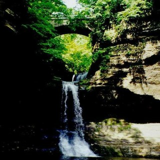 Matthiessen State Park: Great family hiking destination near Starved Rock