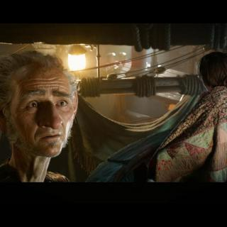A Gobblefunk Glossary to go with Disney's The BFG