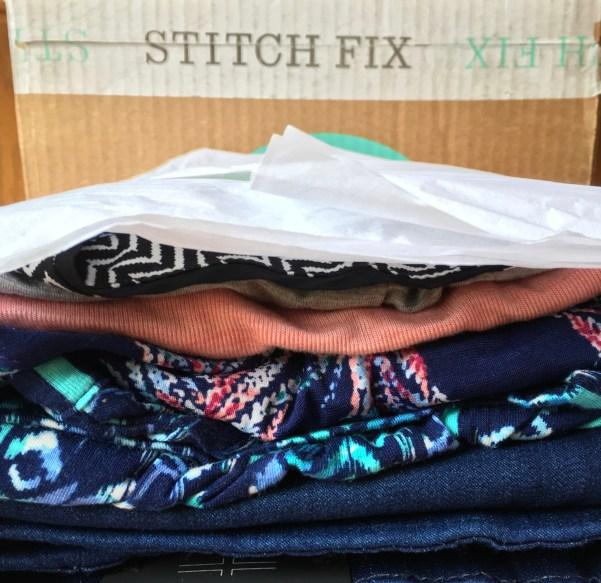 July Stitch Fix