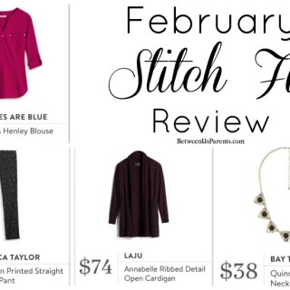 February Stitch Fix Review