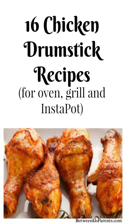 Chicken drumstick recipes. Ways to make these budget-friendly, crowd pleasing items in the oven or on the grill or Instapot.