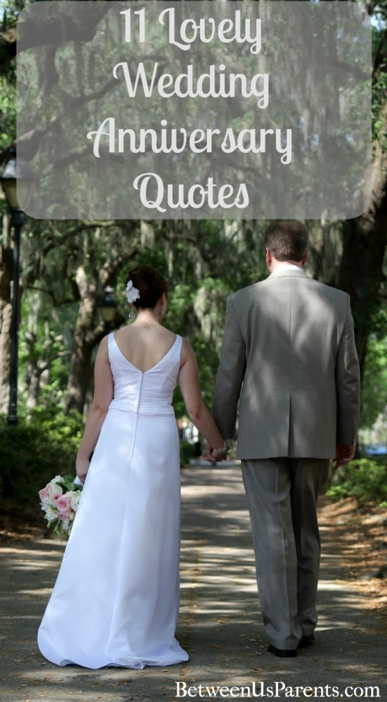 11 lovely wedding anniversary quotes