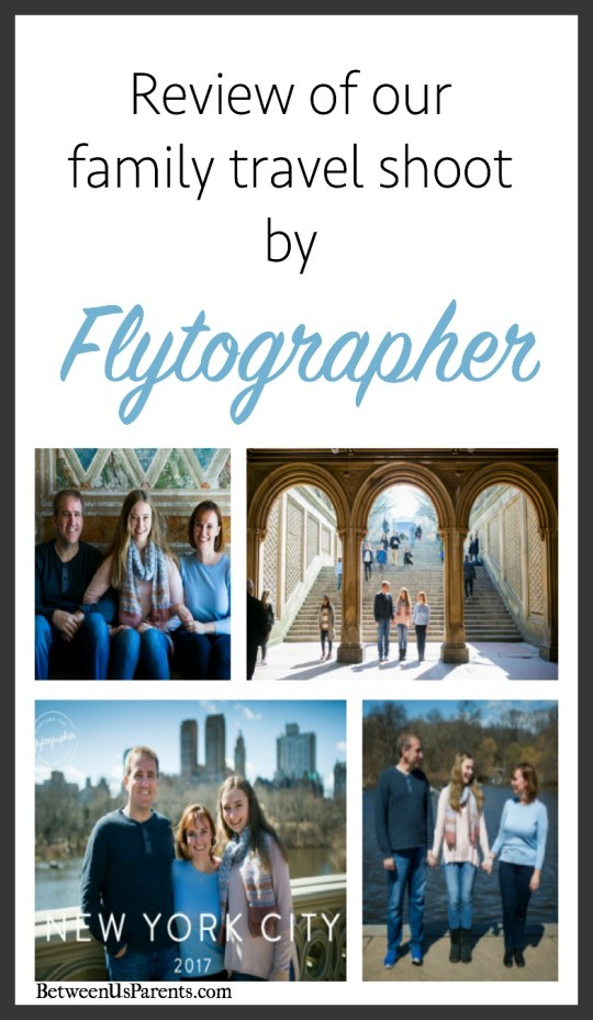 Review of our family travel photo shoot by Flytographer