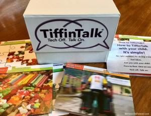 TiffinTalk is a great way to get your tweens and teens to engage in actual conversations that don't have one word answers. Connection is key!