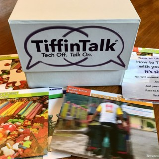 Want to get tweens talking? Try TiffinTalk