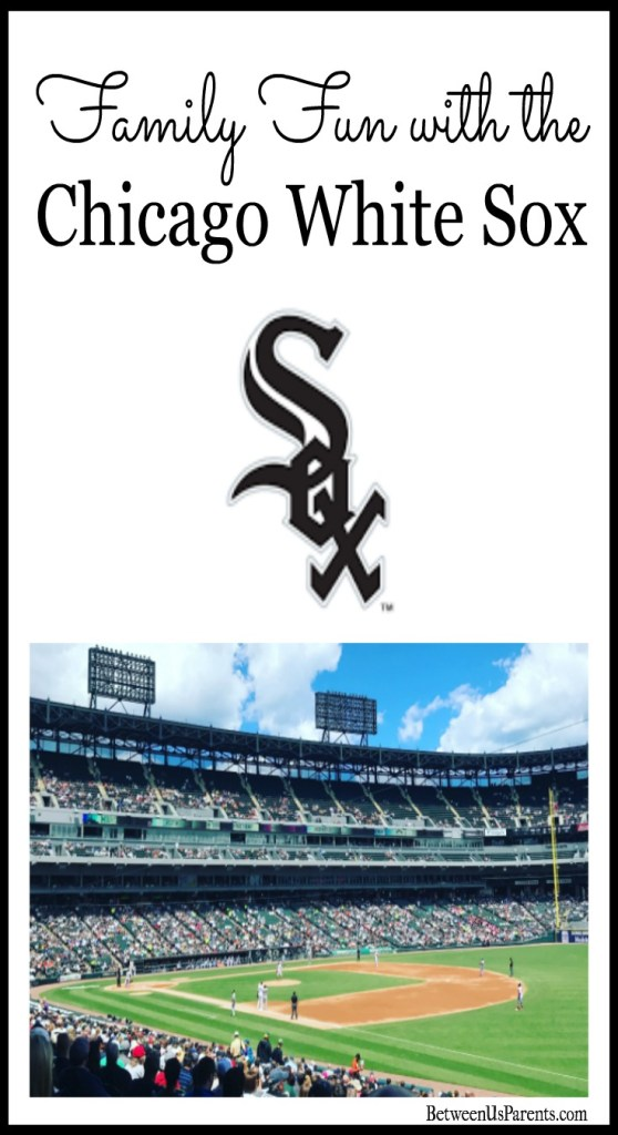 Family fun with the Chicago White Sox