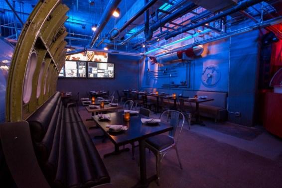 Spy Restaurant Chicago