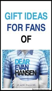 Gift Ideas for Fans of Dear Evan Hansen the musical