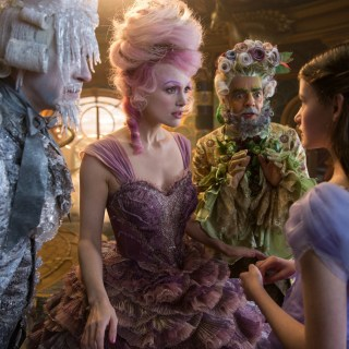 See the first trailer for Disney's The Nutcracker and the Four Realms and get 2 Nutcracker-inspired holiday recipes