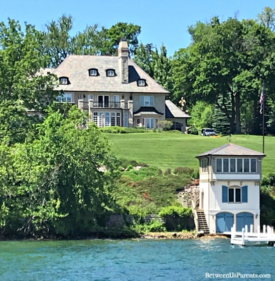 House on Lake Geneva, WI
