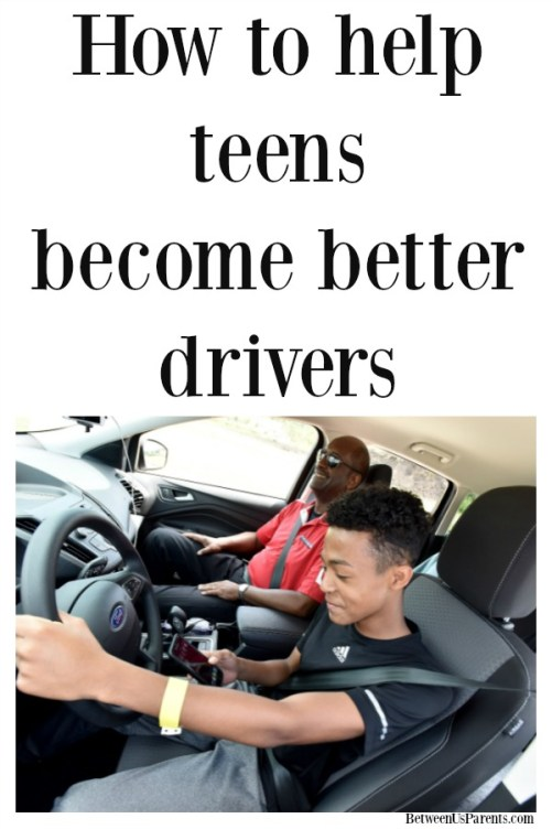 how to help teens become better drivers