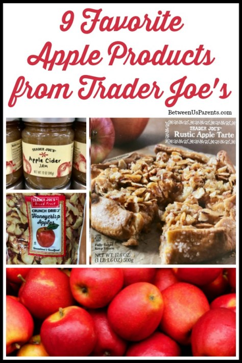 Favorite Apple Products from Trader Joe's