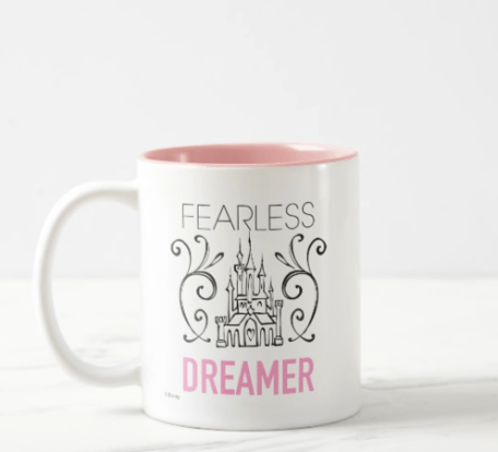 Girl Up Disney Mug