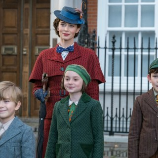 Catch a new sneak peek of Mary Poppins Returns