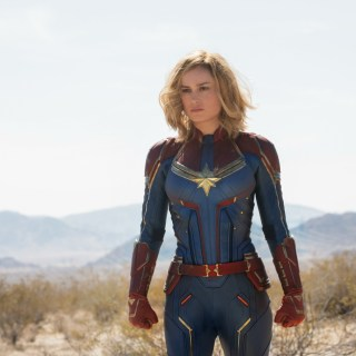 Don't miss the awesome new Captain Marvel trailer