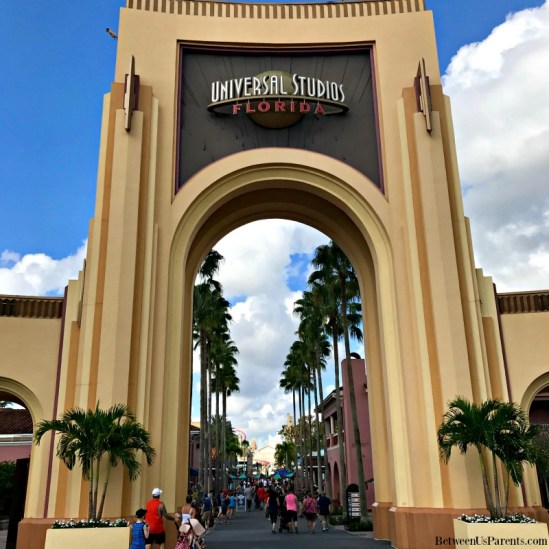 Universal Studios Florida entrance gate