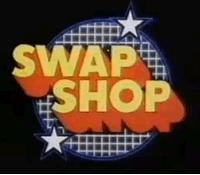 Swap Shop logo, BBC