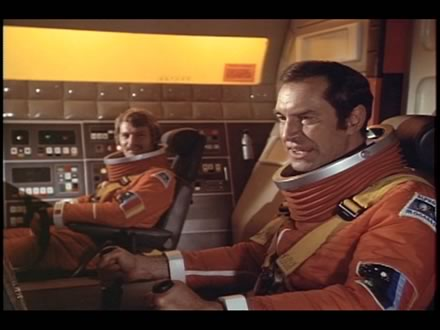 Martin Landau in Space 1999