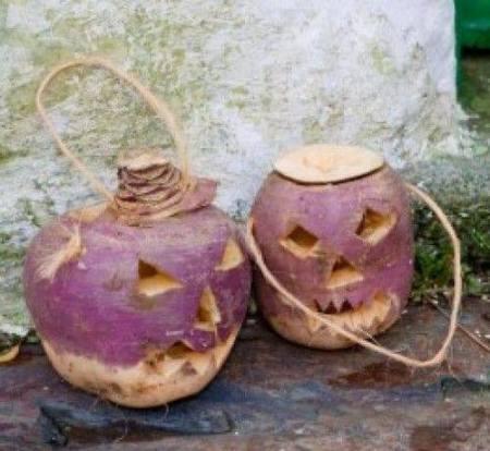 neep lanterns