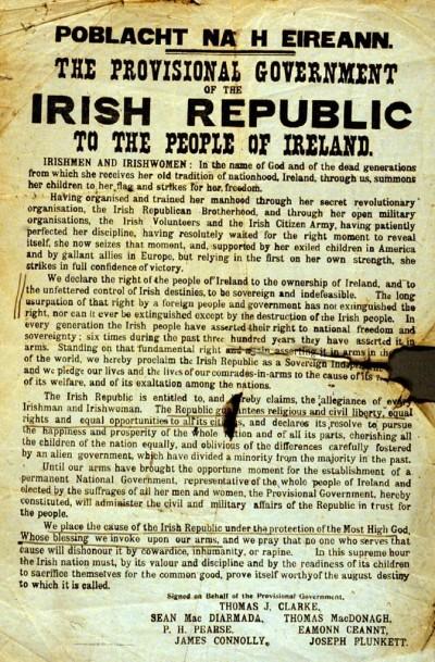 proclamation