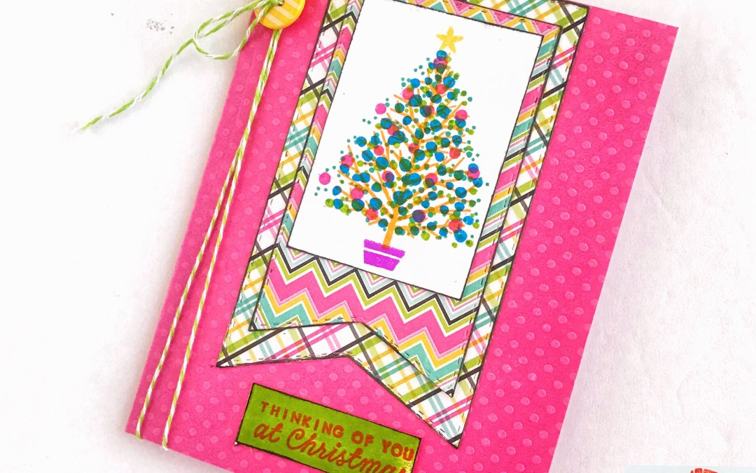 Christmas in July – Layered Stamp