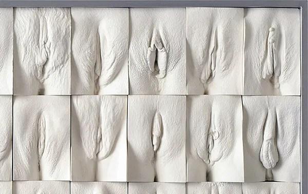 PHOTO CREDIT: JAMIE MCCARTNEY GREAT WALL OF VAGINA PANEL 1