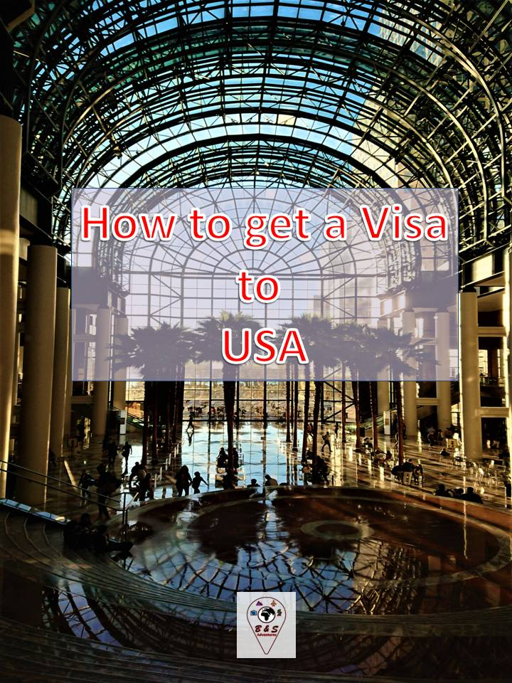 How to get a Visa to USA