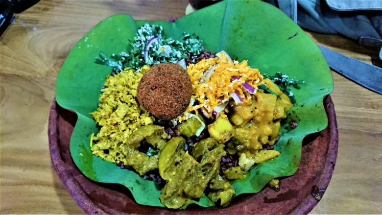 Things to know before travelling to Sri Lanka, just some of the food you'll experience