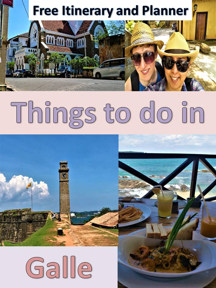 Things to do in Galle: Ultimate Travel Guide