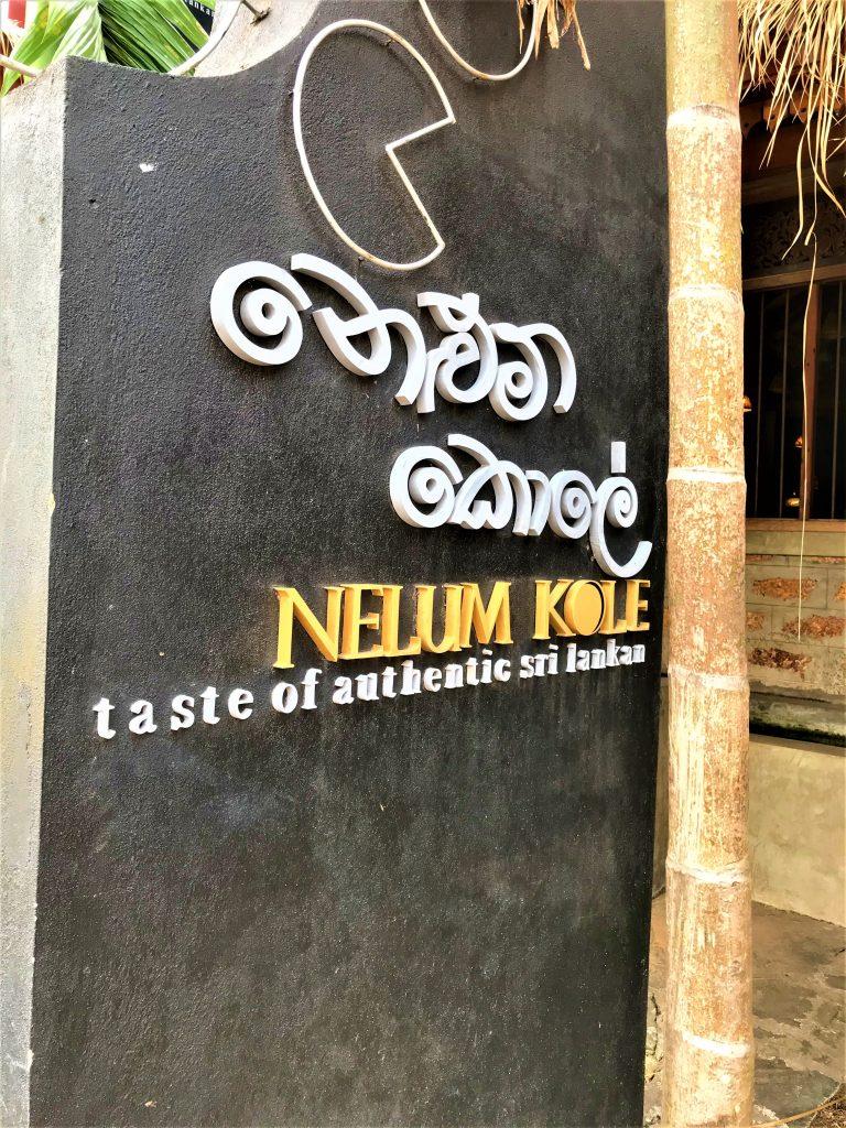 Nelum Kole in Colombo