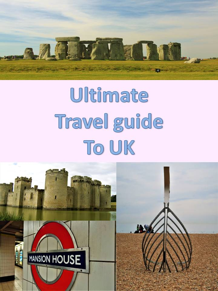 Ultimate Travel Guide: Things to know before you go.