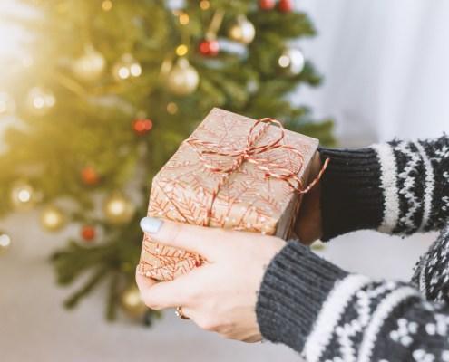 Vegan kerstcadeau's