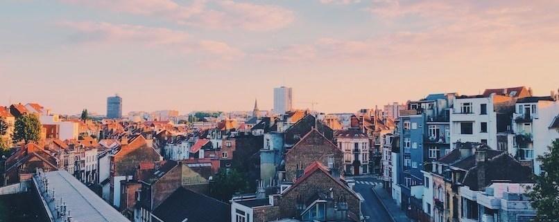 vegan eten in Brussel